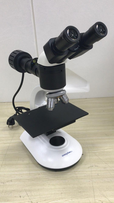 Высокоточный бинокулярный Биологический микроскоп