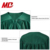 All Grades US Style Shiny Forest Green Graduation Gown