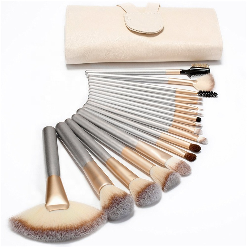 <strong>High</strong> <strong>Quality</strong> <strong>makeup</strong> <strong>brushes</strong> 2020 Make up Hair Natural 100% Custom Logo From Professional <strong>Makeup</strong> <strong>Brush</strong> Factory