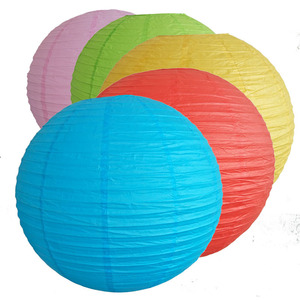 New Design cheap Chinese Paper Lanterns for Wedding Christmas party decorations