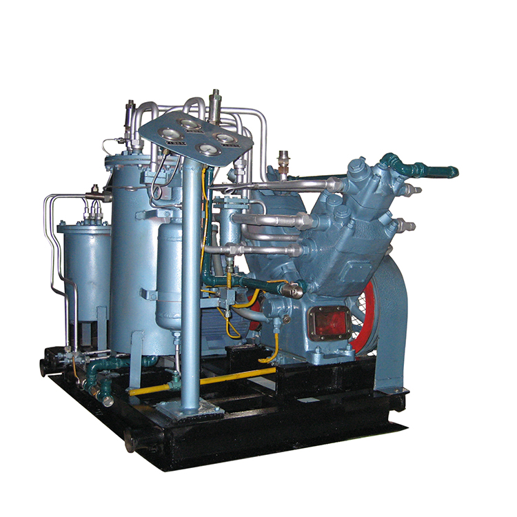 Chinese Zuigermotor Methaan Gas Booster Compressor