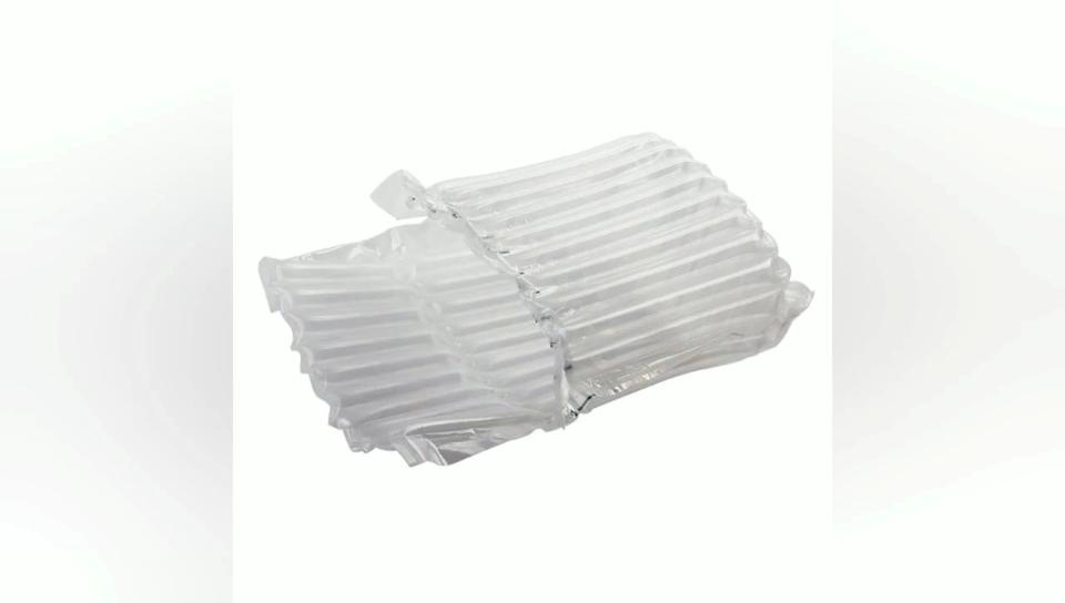 LDPE 透明高品質気柱クッションバッグ