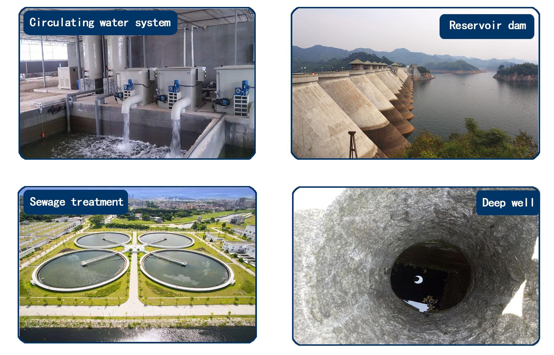 4-20mA 0.5-4.5V submersível sensor de nível para medir a água, óleo de saída analógica