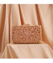 Роскошные серебряные кошельки с кристаллами, сумки, лучший подарок для девочек, женские сумки, дизайнерские, 2020, женские свадебные сумочки с...(Китай)