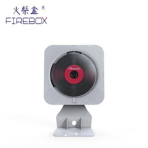 Firebox Latest technology 6.2 car stereo dvd portable player