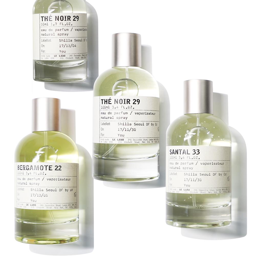 Le Labo Neutral perfume 100ml Santal 33 Bergamote 22 Rose 31 The Noir 29 Brand Eau De Parfum Long Lasting fragrance free ship