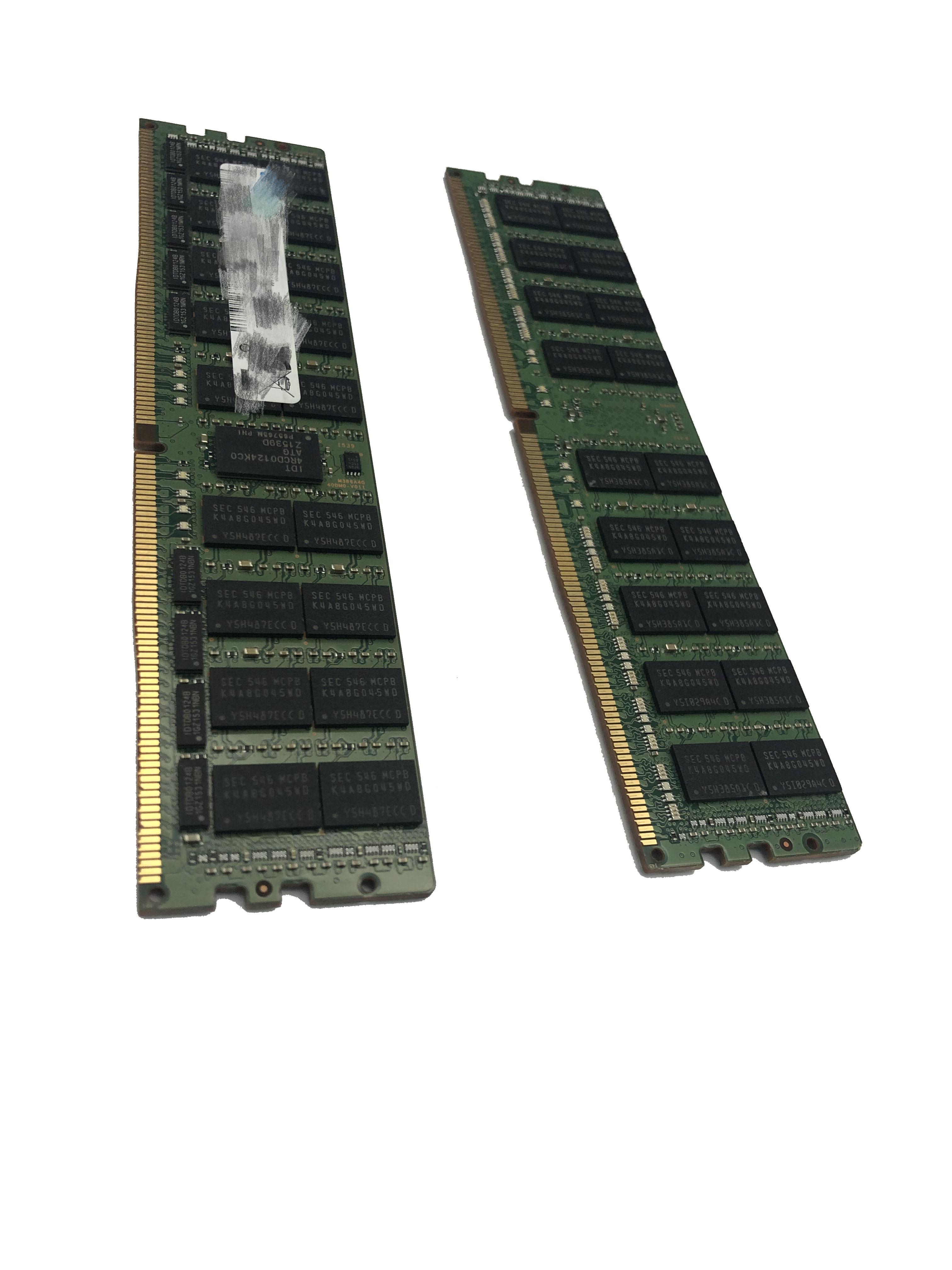Server 32GB Speicher DDR4 RAM 2666MHz