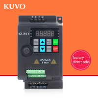 variable frequency drive 0.75kw 1.5kw 2.2kw 4kw 5.5kw motor speed control mini vfd