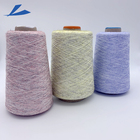 48Nm/2 Rabbit Fur Yarn Imitate Angora Core Spun Yarn Rabbit Hair Yarn Knitting