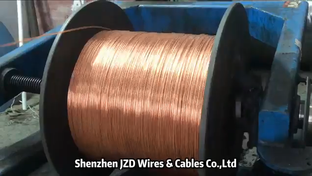 Copper Core PVC insulated AWG 6 8 10 12 THHN electrical wire