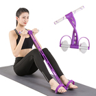gym equipment online elastic pull rope foot pedal resistance band
