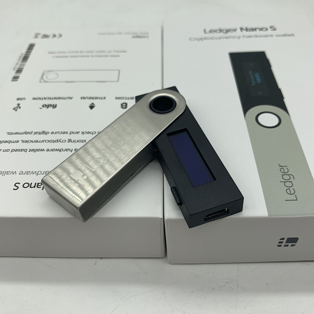cryptocurrency hardware wallet ledger nano s