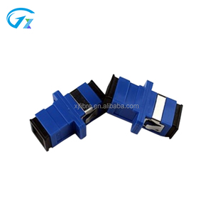 Cheap price SC/UPC Parts of connector female type Fiber Optical adapter