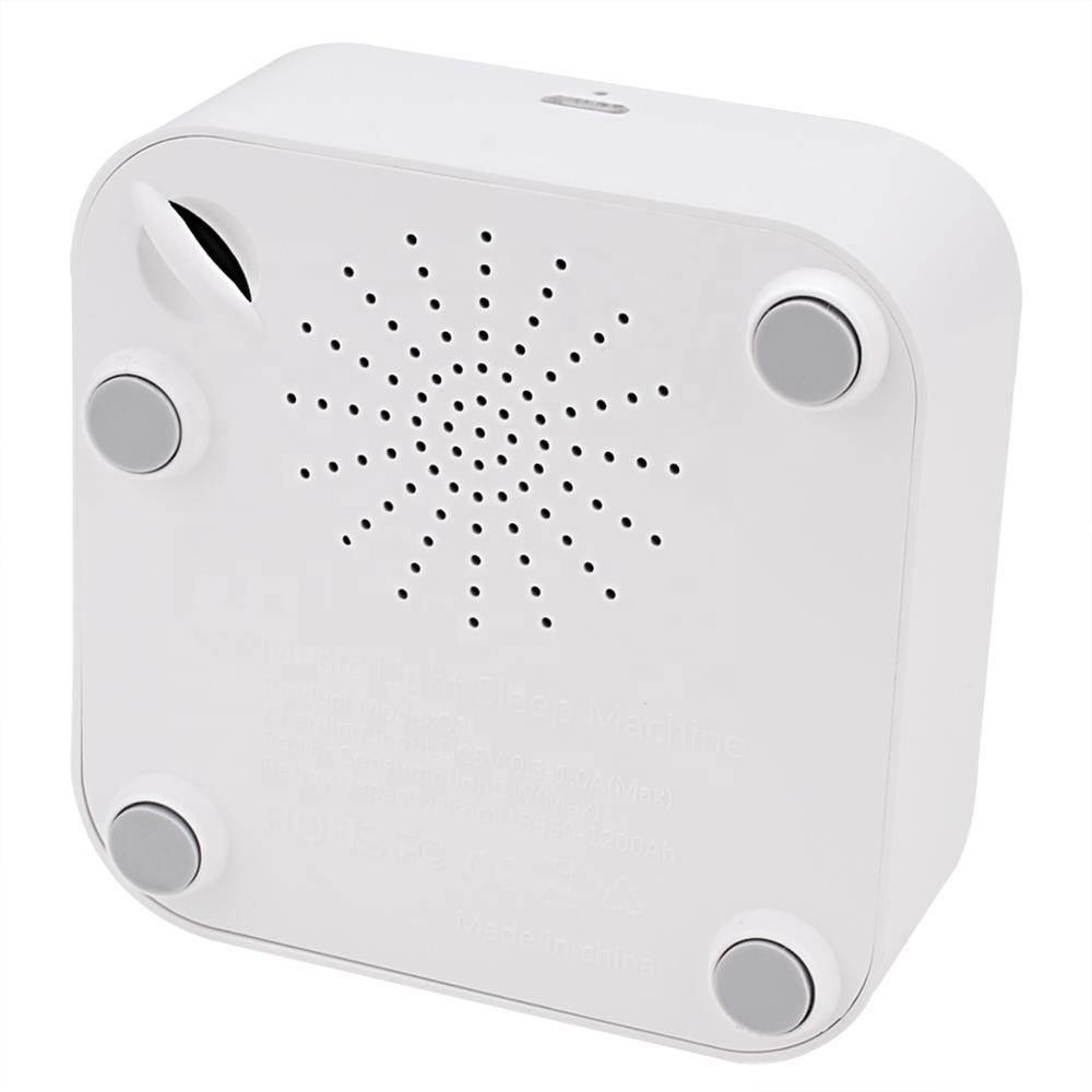 Baby Toddler Miracle Soother Sound White Noise Sleep Machine with Timer Therapy Machine