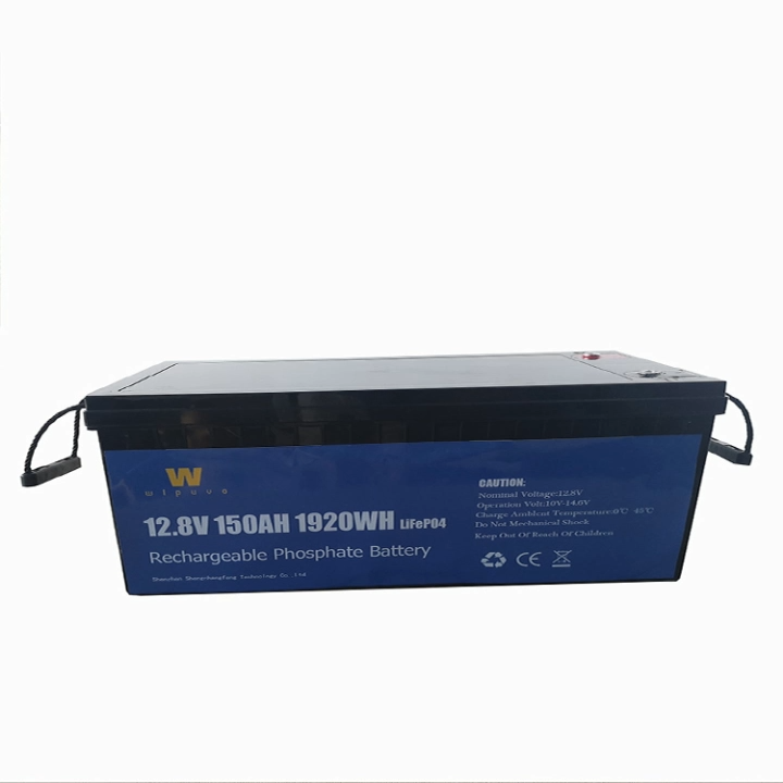 150Ah Home Solar Power System 2kw Lithium Lifepo4 Powerwall  Telecom Ups Home Appliances Deep Cycle 12v 12.8v  Solar Battery