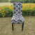 Printed Elastic Chair Cover For Dining Room