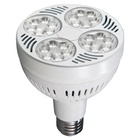 focos spot light 15/25/45/60 degree par30 led 6500k short long neck led dimmable e27 par 30 par 38 light bulbs