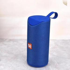 Amazon hot r best Quality Shenzhen made Sound Portable Fabric Wireless Hi-fi Speaker FM band tg113A