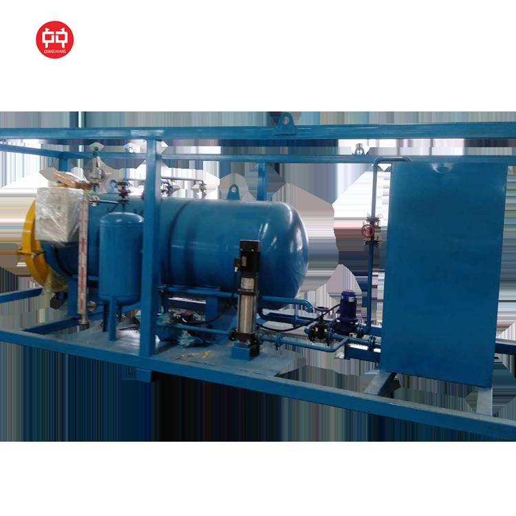 Giant Autoclave Impregnation Wood Treatment Plant