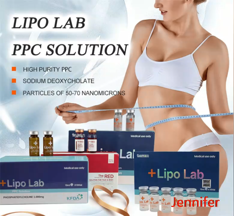 lipo lab red injectale ppc slimming solution the red ampoule fat dissolving lipolytic Injection