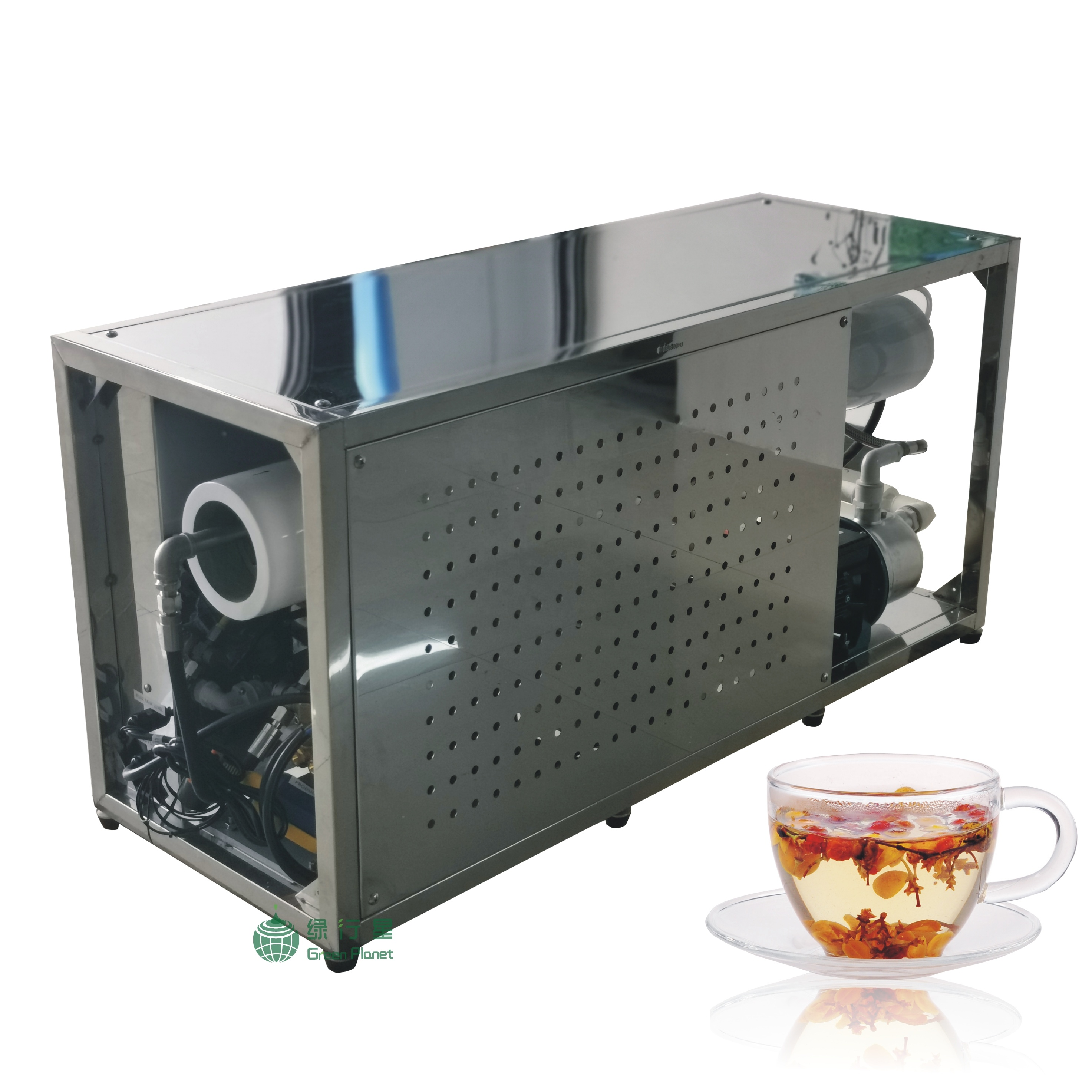 5m3/D Marine Compact full automatic seawater Desalinator /system /equipment/ device/ machine