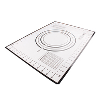 Air Fryer Silicone Pastry Baking Mat,Silicone Baking Mat