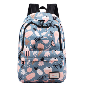 Korean style whole prithing high school student book packing bags travel daily outdoor sport use backpacks