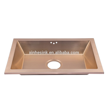 Pvd Copper Br Gold Plated Bathroom