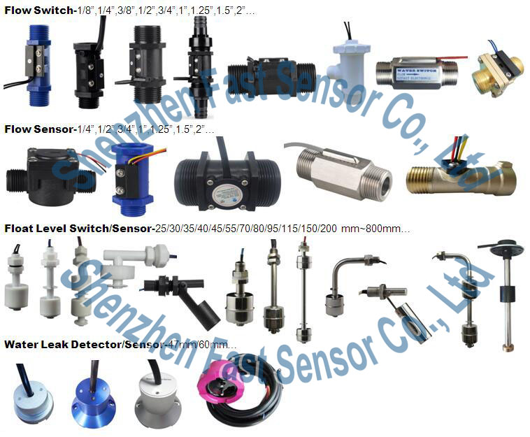 DN15,DN20 Water/Liquid Flow Switch