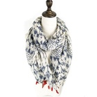 Women's Long Womenscarves Printed Scarf Women Women's Fashion And Soft Touch Printed Long Scarf