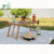 Portable Bamboo Bed Table, Laptop Desk, Breakfast Serving Trays with Folding Legs