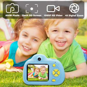 2019 New Toys Children Game Kids camera for Christmas Gift