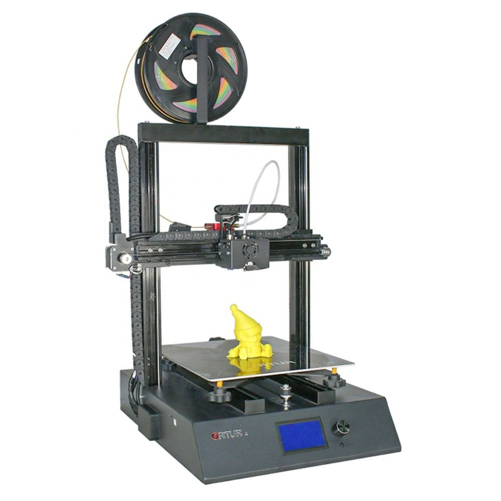 ORTUR Gold Supplier New Arrival Ortur-4 <strong>V1</strong> 3D Printer with LCD Screen DIY 3D Printer Machine for ABS PLA 3d drucker