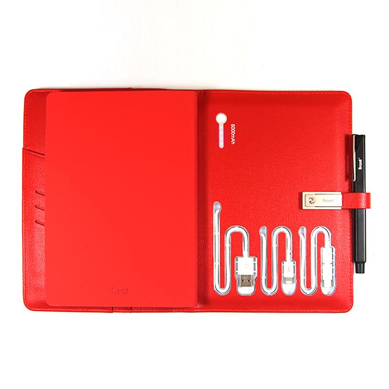Banque de puissance portable led powerbank sans fil pour ordinateur portable