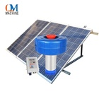 solar powered DC motor Fountain Pump splash Aerator FBD Floating Fountain Pump