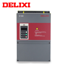 DELIXI haute qualité 230v ac 110v dc <span class=keywords><strong>convertisseur</strong></span> 380V 3 phases vfd <span class=keywords><strong>18</strong></span>.5Kw 50Hz 60Hz
