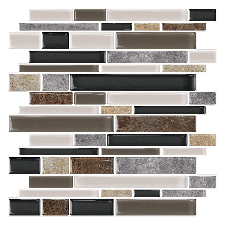 - Construction Decor Accessories Fancy Wall Tile Peel And Stick 3d