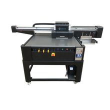 A1 uv 6090 led flatbed printer mobiele telefoon case cover printing machine