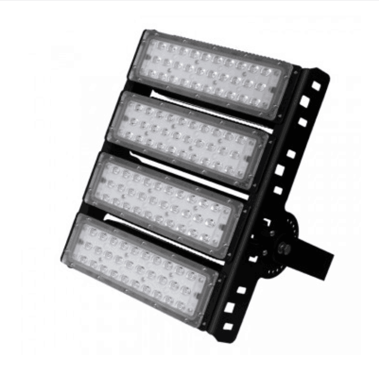 Waterproof 200W dmx rgb outdoor led flood light