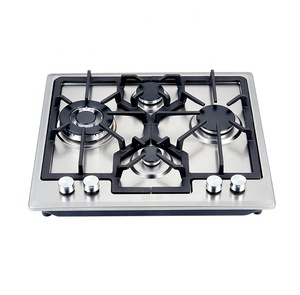 cooking kitchen appliance table built in cooktop 4 gas burner portable gas stove