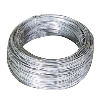8-12g/m2 electro galvanized iron wire for binding