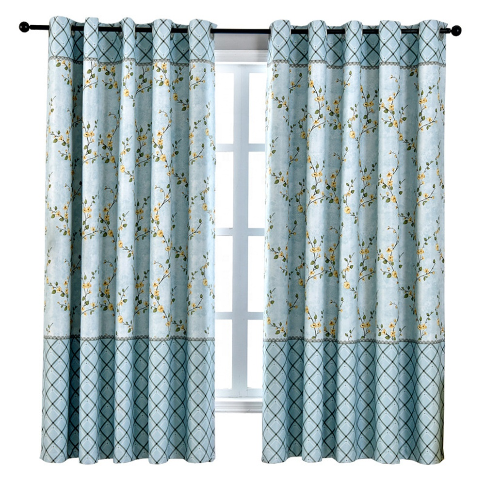 curtain,2 Pieces, Customized color