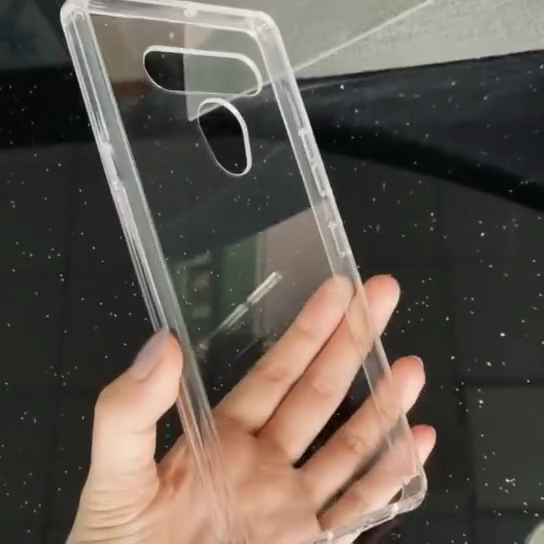 Hybrid TPU Bumper Acryl Zurück Abdeckung Transparent Rüstung Telefon Fall für iPhone 11 Pro Max