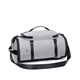 fashion customized gym duffle bag nylon outdoor sport Travel Bag with shoe compartment