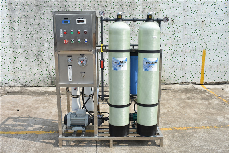 product-Ocpuritech-250 lph reverse osmosis water purificationdesalination plant-img