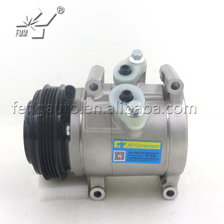 95967303 96073851 Auto Conditioning Sp11 Ac Compressor For