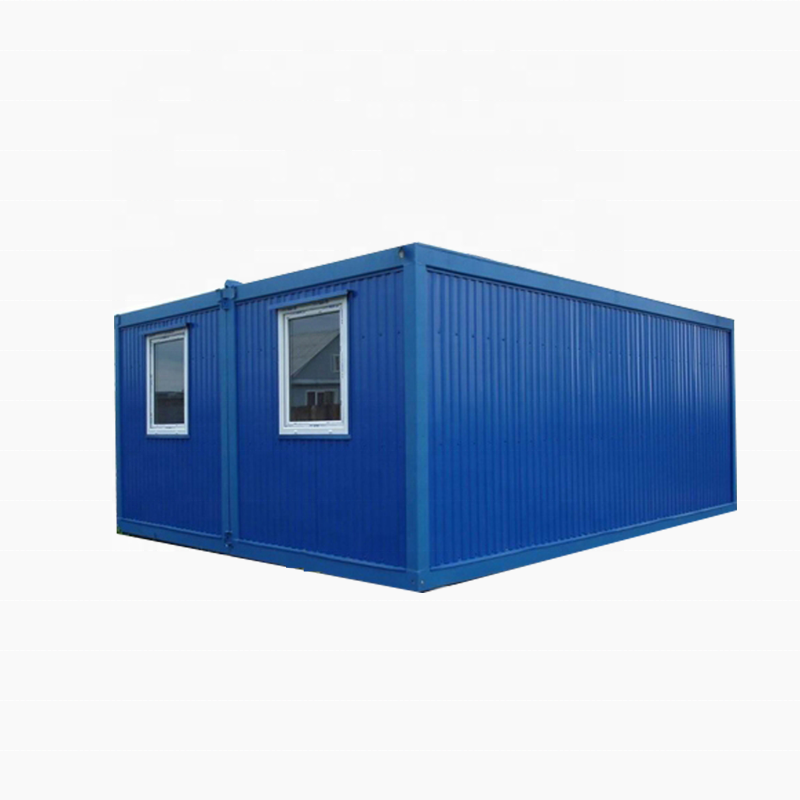 Tas Check-In In Multifunctionele Container Huis