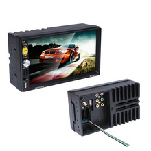 Made in China din 7 2 polegadas Full HD 1080p Display Touchscreen MP5 Player Do Carro