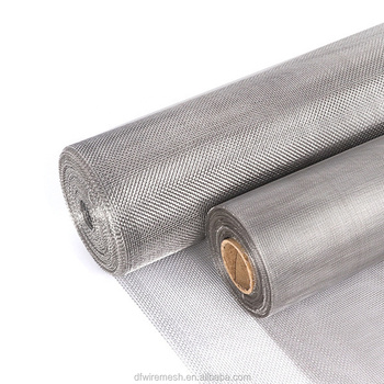 SS Woven Wire Mesh | Woven Stainless Steel Wire Mesh