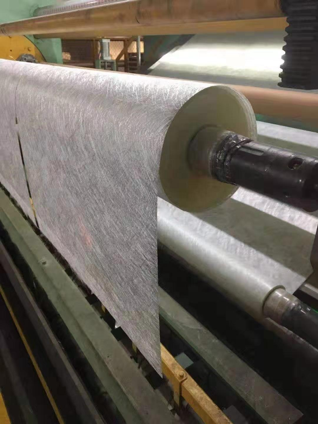 Fiber Glass Chopped Strand Mat Reinforced Fiberglass Mat Roll